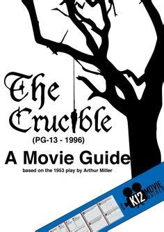 the crucible thesis